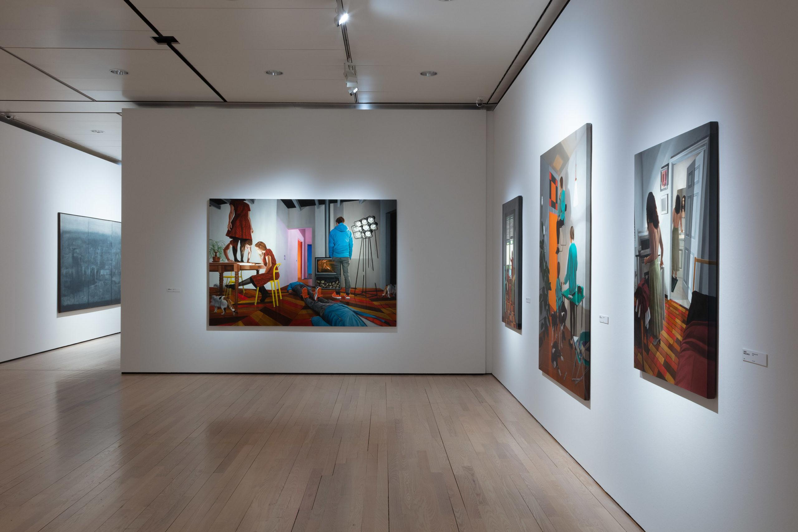 PASSIONE 12, VIII Edizione Premio Fondazione VAF, MART, Museo di arte moderna e contemporanea di Trento e Rovereto, IT.  © Nassiri
